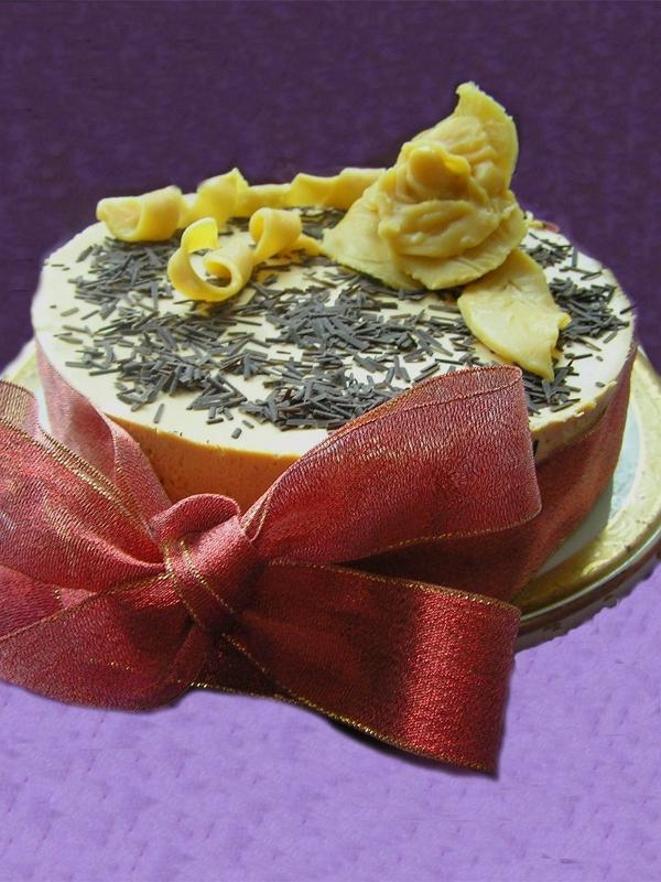 Торт вкусный со сметаной фото 5