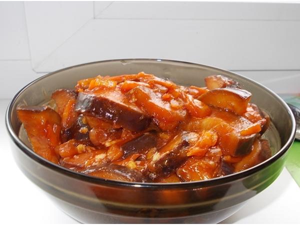 баклажаны рецепты приготовления в кисло сладком соусе