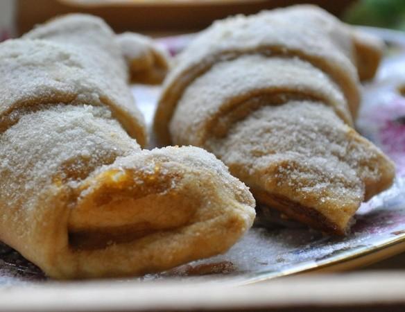 С фото рецепт песочного пирога с желе