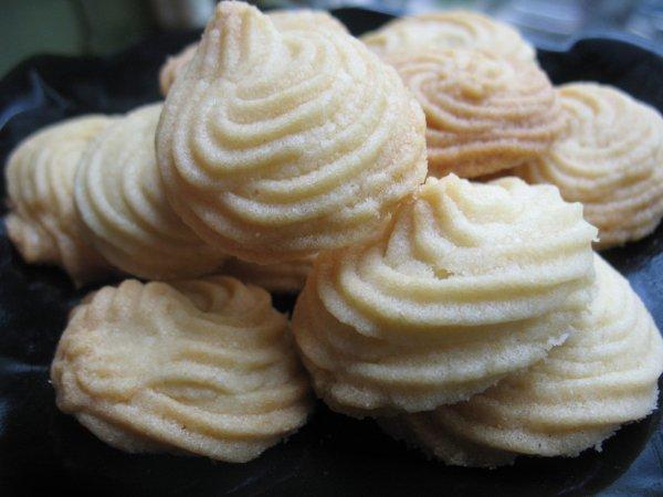 Песочное печенье с крахмалом рецепт с фото пошагово