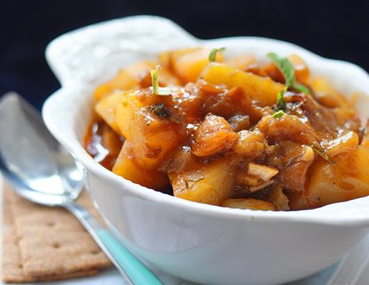 Баклажаны с картошкой китайски рецепт фото