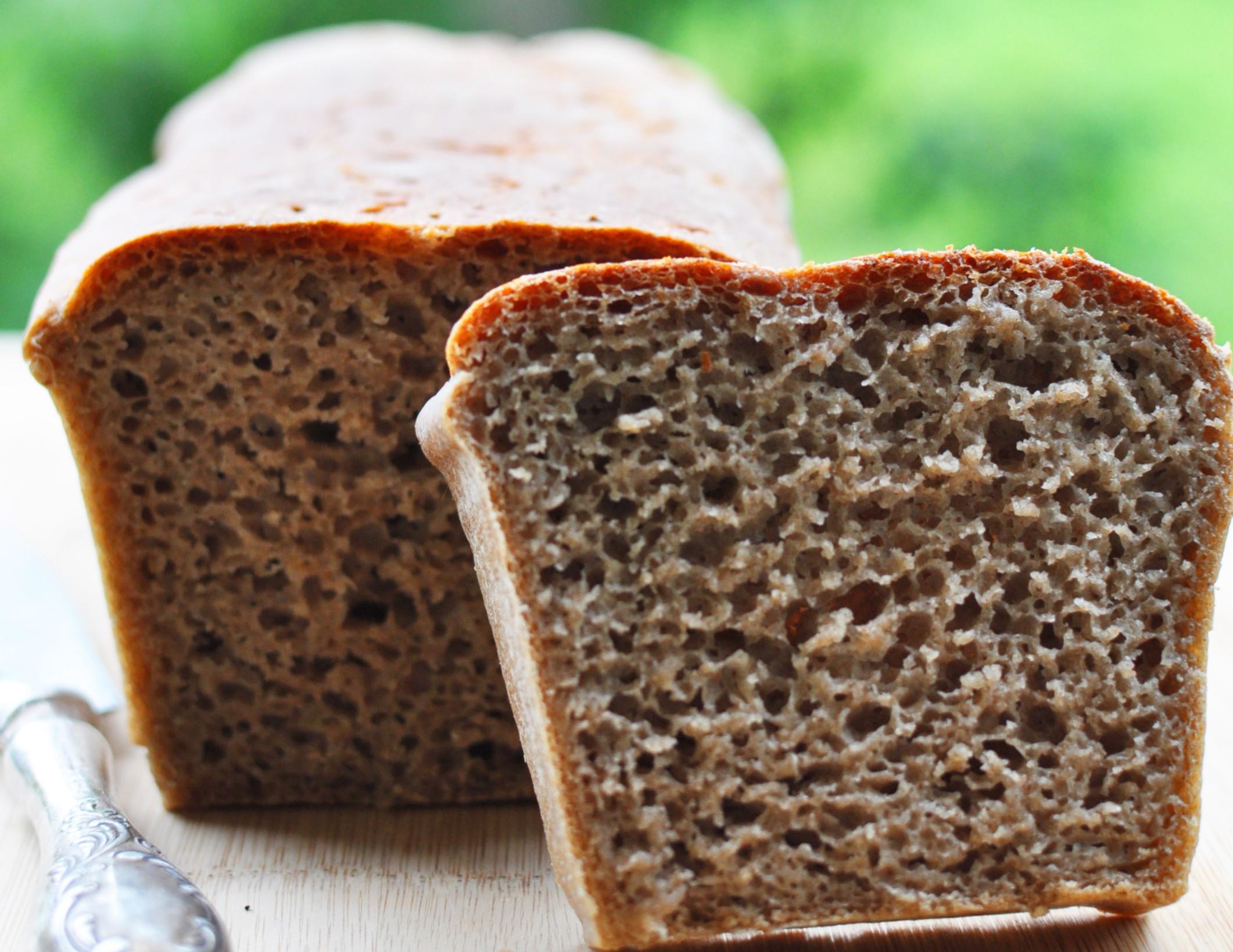 Ржаной хлеб на ржаной закваске рецепты